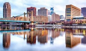 4.5-Star Hotel in Downtown Minneapolis at Radisson Blu Minneapolis Downtown, plus 9.0% Cash Back from Ebates.