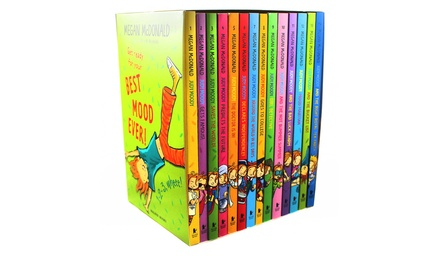 Judy Moody 14-Book Collection Set