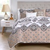 Shearwater Reversible Quilt Set (5-Piece)