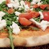 Menu pizza con bufala, prosciutto di Parma e birra