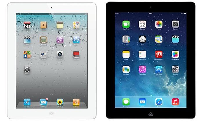 Refurbished Apple iPad 3 16-64GB Wi-Fi/Wi-Fi + 4G Cellular Retina Display With Free Delivery for £139.99