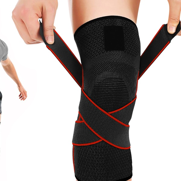 10e9fb36baa9 Up To 76% Off on DCF Knee Compression Sleeve | Groupon Goods