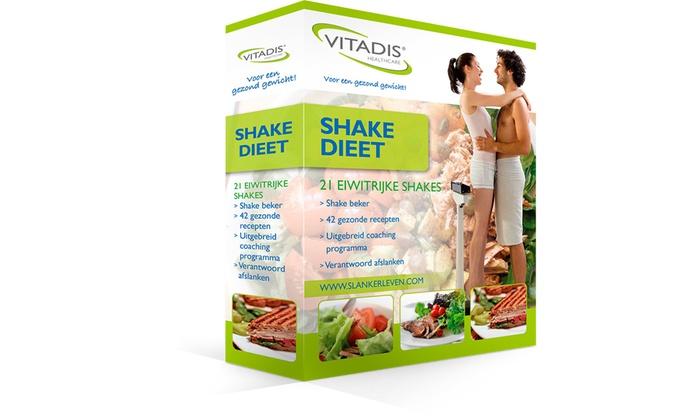 5 dagen shake dieet