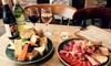 The Pennyweight - Darlington: Choice of Sharing Platter with a Glass of Wine for Two or Four at The Pennyweight (Up to 47% Off)