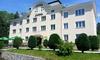 Karlsbad/Ostrov: Doppel- oder Zweibettzimmer mit Halbpension