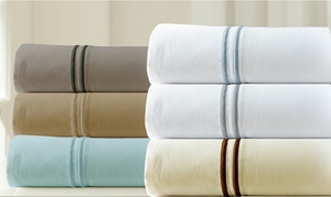 1,000TC Cotton-Rich Sheet Set (6-Piece)  at 1,000TC Egyptian Cotton-Rich Sheet Set (6-Piece), plus 9.0% Cash Back from Ebates.