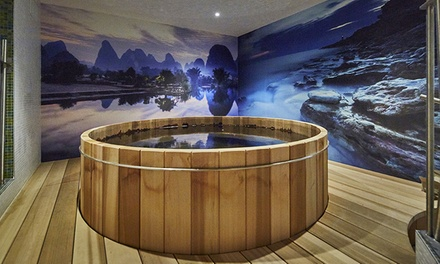 Accès au spa pendant 1h30 pour 1 ou 2 personnes dès 19,90 € au Spa Cinq Mondes By Kyriad Prestige