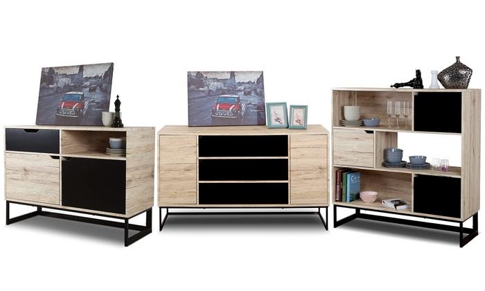 Mobili per il salotto Wood | Groupon Goods