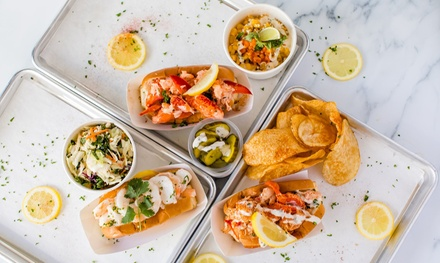 Seafood at The Dock (Up to 30% Off). Three Options Available.