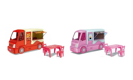 Toy Food or Dessert Trailer Including Delivery