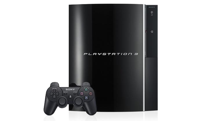 Sony PlayStation 3 60GB Console