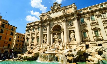 ✈ Rome : 2 ou 3 nuits avec petit déjeuner, vols A/R de Paris Beauvais ou Marseille, prix par personne