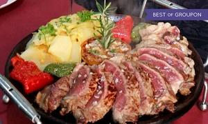 La Teta de La Vaca : Menú para 2 personas con 1 principal a compartir, 2 entrantes, 2 postres y 2 bebidas desde 29,90€ en La Teta de la Vaca