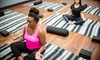 Up to 60% Off Yoga and Massage at Urbana Spa