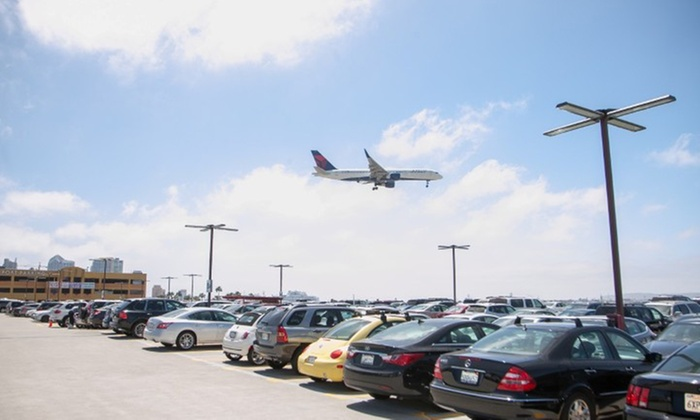San diego airport parking coupon park n fly