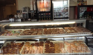 Dizzy Dean's Donuts 2: $15 for $30 Worth of coffee and baked goods at Dizzy Dean's Donuts 2