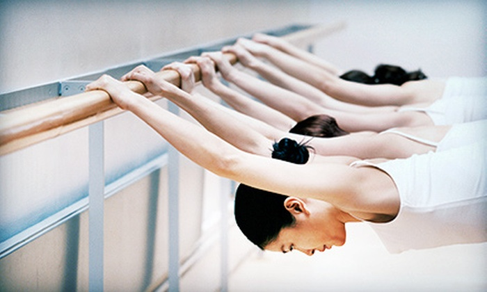 Core Fitness - Edenvale: Four or Eight Barre Classes or One Month of Unlimited Barre Classes at Core Fitness (Up to 60% Off)