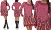 Women's Sandrine Sweater Dress: Women's Sandrine Sweater Dress (Size L)