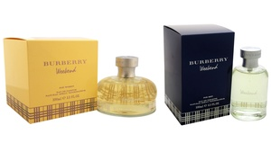 Burberry Weekend Fragrance for Women or Men; 3.3 fl. oz. at Burberry Weekend Fragrance for Women or Men: 3.3 fl. oz., plus 6.0% Cash Back from Ebates.