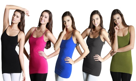 5-Pack of Slimming Camisoles