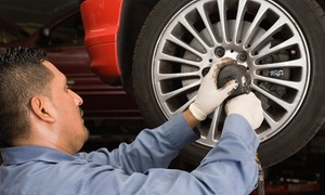 Supa Quick Strijdompark: 3D Wheel Alignment from R110 with Optional Balancing, Battery and Shock Test at Supa Quick Strijdompark (Up to 63% Off)
