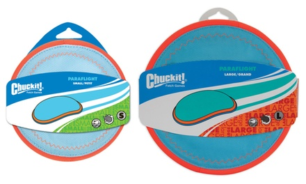 Chuckit! Paraflight Flyer Toy for Dogs