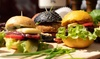 Mini-Burger + Pommes + Getränk