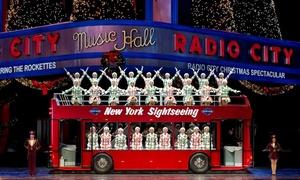 Christmas Spectacular Starring the Radio City Rockettes–Up to 30% Off at Christmas Spectacular Starring the Radio City Rockettes, plus 6.0% Cash Back from Ebates.