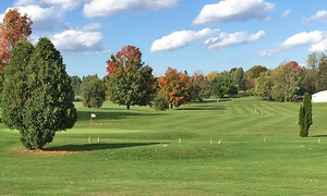 50% Off Golf Outing with Cart at Lyndon Golf Course at Lyndon Golf Course, plus 9.0% Cash Back from Ebates.