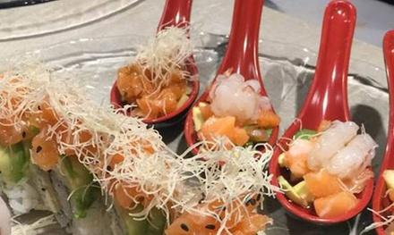 Sushi box da asporto, San Donato