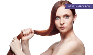 DermStore Spa and Salon: Haircut and Conditioning Package with Optional Highlights or Color at DermStore Spa Salon Shop (Up to 71% Off)