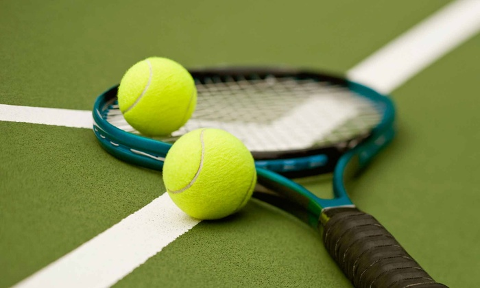 The Naperville Tennis Club - Naperville: Swim or Tennis Series at The Naperville Tennis Club (Up to 67% Off). Three Options Available.