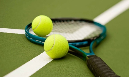 Swim or Tennis Series at The Naperville Tennis Club (Up to 67% Off). Three Options Available.