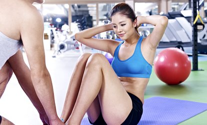 image for 10- or 20-Day Gym Pass at Peak Health & Fitness (Up to 86% Off)