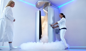 Equilibrium Healing Arts Studio: Cryotherapy - One ($59), Three ($176), or Five Sessions ($293) at Equilibrium Healing Arts Studio (Up to $450 Value)