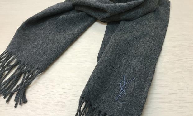 Yves Saint Laurent Woolen Scarves