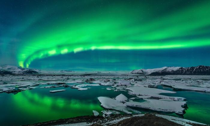 aurora boreal - viaje barato islandia