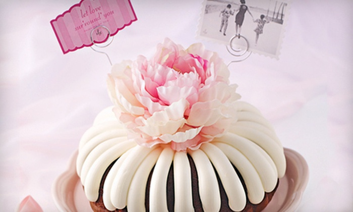 Nothing Bundt Cakes - Sugar Land: $10 for $20 Worth of Baked Goods at Nothing Bundt Cakes in Sugar Land
