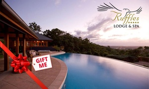 Ruffles Lodge & Spa: From $139 for 5* Spa Package of Choice at Ruffles Lodge & Spa (From $259 Value)