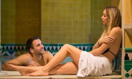Circuito de spa para 2 personas desde 29,95 € en Baños Árabes Hotel Macià Real de la Alhambra