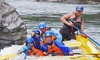 Inside Out Experience - Inside Out Experience: Whitewater-Rafting and Hiking Trips with Inside Out Experience (Up to 40% Off)