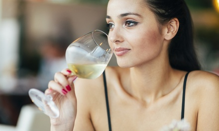 Wine Tasting with Pizza for Two $29, Four $57 or Six People $85 at James Estate Restuarant Up to $174 Value
