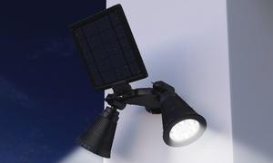 Projecteur solaire 12 LEDs