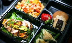 Dzień Dobry Catering: Catering tradycyjny lub wegetariański z dostawą: 3 posiłki na 3 dni od 65,99 zł i więcej opcji w Dzień Dobry Catering