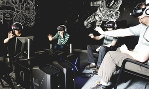 Escape VR: One-Hour Virtual Reality Escape Game For up to Six at Escape VR (50% Off)