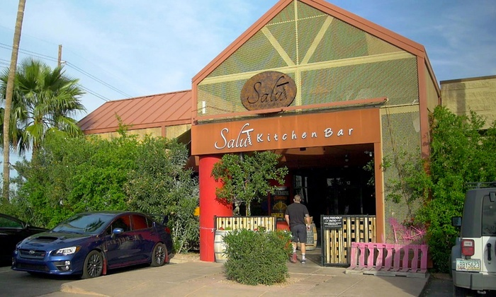 salut kitchen bar in tempe, az | groupon