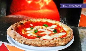 IDon: Menu con pizza napoletana a scelta più birra fino a 6 persone al ristorante IDon (sconto fino a 52%). Valido in 2 sedi