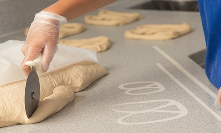 Pretzel-Making Tour for 10 or 20 at Auntie Anne's (Up to 50%  Off)