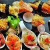 Sushi fino a 100 pezzi e vino