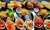 Sushi Vale Experience - Milano: Menu sushi da 50 o 100 pezzi e vino per 2 o 4 persone al ristorante Sushi Vale Experience (sconto fino a 72%)